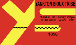 Yankton Sioux Tribe Flag