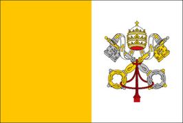 Vatican Papal Flag