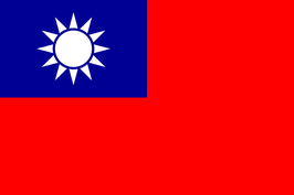 Republic of China Flag-Taiwan (1928-1949) / 中华民国国旗