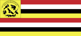 Red Cliff Band of Lake Superior Chippewa Flag