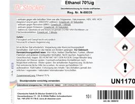 Desinfektionsmittel Ethanol 70%