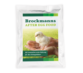 BROCKMANNS AFTER EGG FOOD
