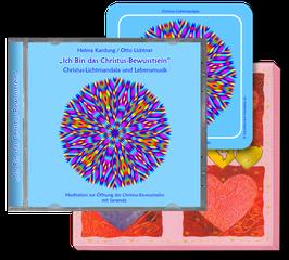 """Herzdiamant-Mandala und Lebensmusik """"Ich Bin das Christus-Bewusstsein"""""""