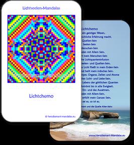 """Lichtseelen-Set """"Lichtchemo"""""""