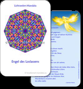 """Lichtseelen-Set """"Der Engel des Loslassens"""""""