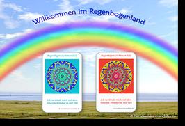 """Karte """"Regenbogenland"""""""
