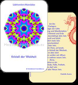 """Lichtseelen-Set """"Kristall der Weisheit"""""""