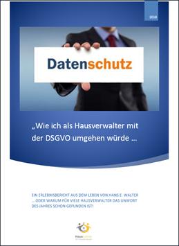 Erlebnisbericht DSGVO