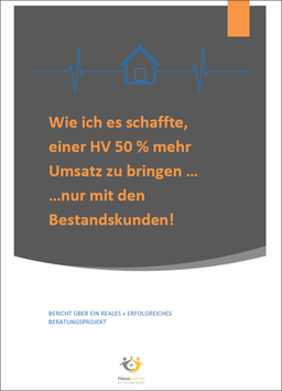 Erlebnisbericht 50 % mehr Umsatz für HV