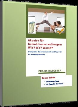 Praxis-Ratgeber: Marketing + Akquise für Hausverwaltungen