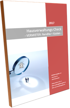 """Der Hausverwaltungs-Check VERMIETER als Element für die aktive Kundengewinnung """"fremder WEG"""""""