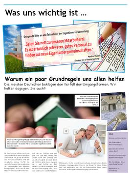 Kunden-Knigge-Zeitung