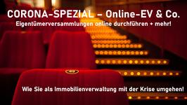 CORONA - SPEZIAL: Die Online-Eigentümerversammlung