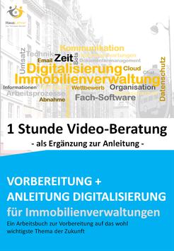Anleitung DIGI Immobilienverwaltung - 1 Stunde Video-Beratung