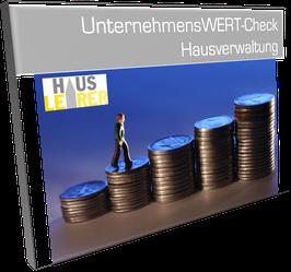 UnternehmensWERT-Check - Berechnen Sie den Wert eines Hausverwaltungs-Unternehmens doch einfach selbst ...