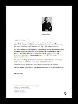 Marketing-Check Hausverwaltung: Tun Sie alles, was möglich ist ...