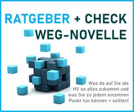RATGEBER + CHECK WEG-Novelle