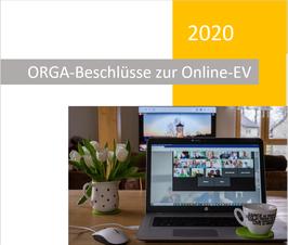 ORGA-Beschlüsse zur Online-Eigentümerversammlung