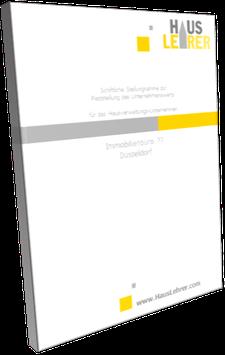 Feststellung des Unternehmens-Wert eines Hausverwaltungs-Unternehmens