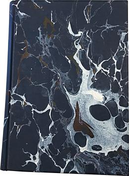 Quaderno carta marmorizzata Andrea