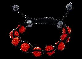 Bella`s Armband (orange)