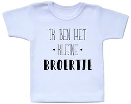 T-shirt - Kleine broertje