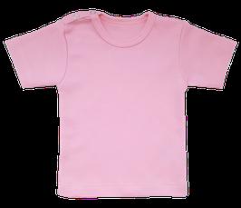 T-shirt Basic - Roze