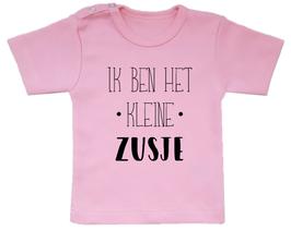 T-shirt - Kleine zusje