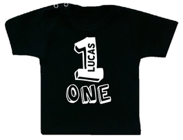 T-shirt - One + Naam