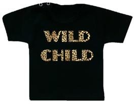 T-shirt - Wild Child (Panter)