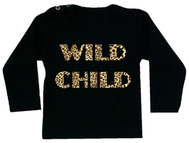 Longsleeve - Wild Child (Panter)