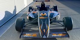40 Runden, Formel Masters selber fahren, Spreewaldring (Vertragspartner Code: SR)