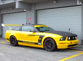 3 Runden, Ford Mustang Renntaxi Mitfahrt, Slovakia Ring, Slowakei (Vertragspartner Code: PCM)