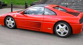 Ferrari 348 selber fahren, Deutschlandweit