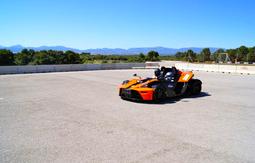 10 Runden, KTM X-BOW Rennwagen selber fahren, Mallorca (Vertragspartner Code: AS)
