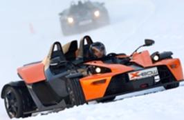 15 bis 100 Minuten, Winter Cup, KTM X-BOW selber fahren & Renntaxi, Obertauern Thomatal, Salzburg