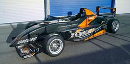 5 Runden, Formel Masters selber fahren, Spreewaldring (Vertragspartner Code: SR)