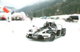 15 bis 100 Minuten, Winter Cup, KTM X-BOW selber fahren & Renntaxi, Saalfelden, Salzburg