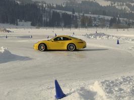 Winter Fahrsicherheitstraining im eigenen PKW Thomatal Lungau