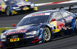 2 Runden, Audi RS 5 DTM Renntaxi Co Pilot, Lausitzring