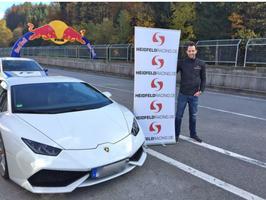 2 bis 15 Runden, Lamborghini Huracan o.ä Modell Renntaxi Co Pilot, Salzburgring