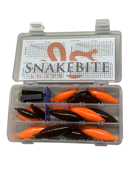 LIMITED TIME Snakebite Snaps NFL Pack!