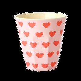 Gobelet sweet hearts - RICE