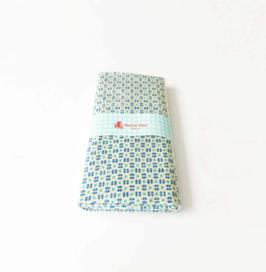 Coupon coton enduit Petit Pan Mikado ivoire