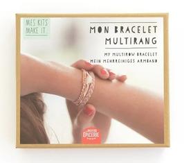 Mon bracelet multirang - La petite épicerie