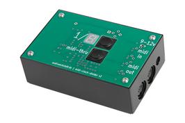 Audiowerkstatt - Midi-Clock Divider