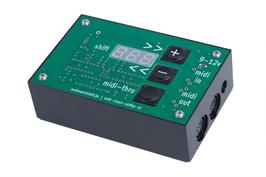 Audiowerkstatt - Midi Clock Shifter
