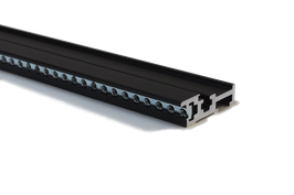 Eurorack Rails - Type A - Standard - black