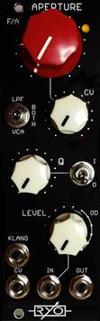 RYO - Aperture (Lowpass Gate / Filter/ VCA) Kit