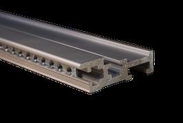 Eurorack Rails - Type A - Standard - silver